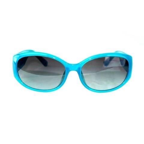 Calvin Klein Unisex Fashion Sunglasses - Sky Blue - Medium