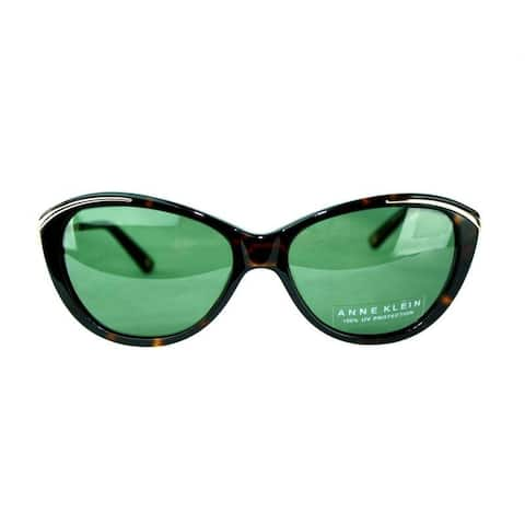Anne Klein Tortoise Women's Fashion Sunglasses - Medium