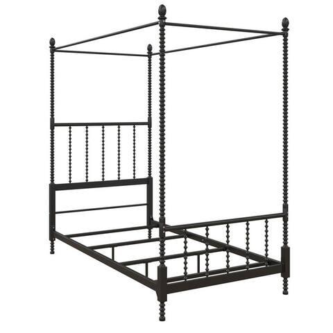 Avenue Greene Elliot Metal Canopy Bed