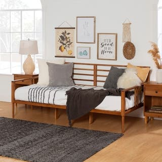 Carson Carrington Solid Wood Spindle Daybed