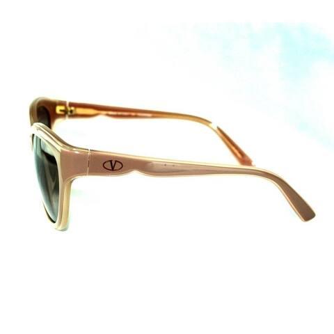 Valentino Nude / Rose Women's Sunglasses - Medium