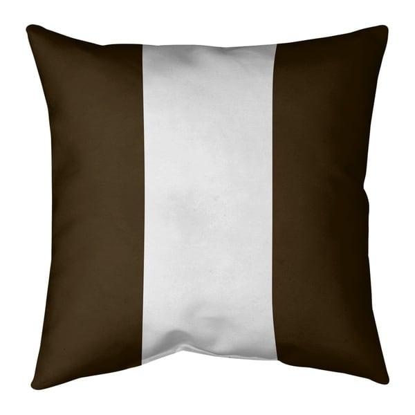 Cleveland Cleveland Football Stripes Floor Pillow - Standard