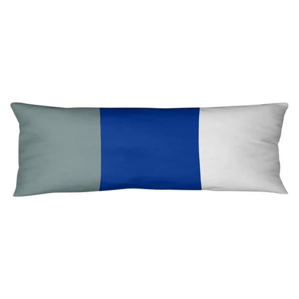 Dallas Dallas Football Stripes Body Pillow (w/Rmv Insert)