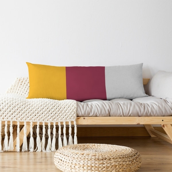 Arizona Arizona Football Stripes Body Pillow (w/Rmv Insert)