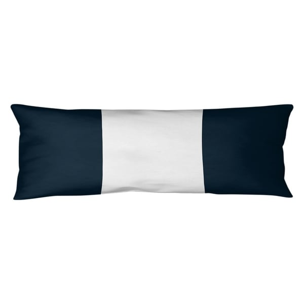 Chicago Chicago Throwback Football Stripes Body Pillow (w/Rmv Insert)