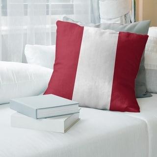Houston Houston Football Stripes Floor Pillow - Standard