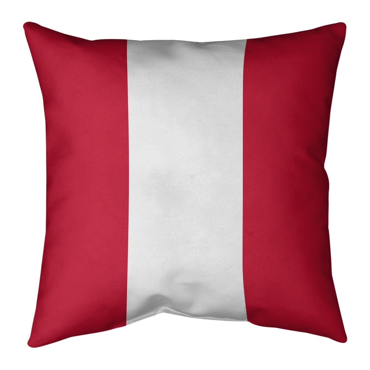 Houston Houston Throwback Football Stripes Floor Pillow Standard Overstock 30283488