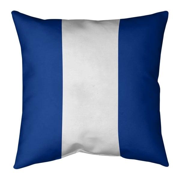 Indianapolis Indianapolis Football Stripes Pillow-Faux Linen