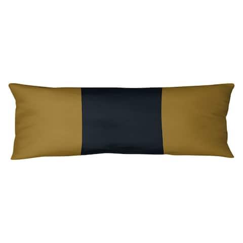 Jacksonville Jacksonville Football Stripes Body Pillow (w/Rmv Insert)