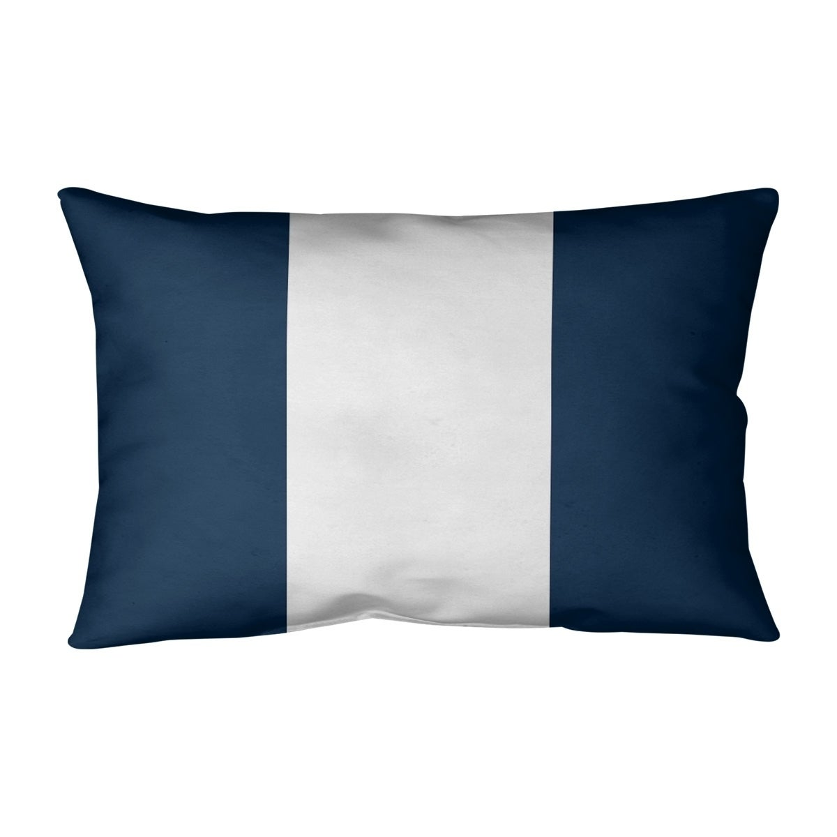 Los Angeles La Horns Football Stripes Pillow Faux Linen Overstock 30284289