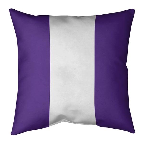 Minnesota Minnesota Football Stripes Pillow (Indoor/Outdoor)