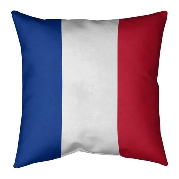 New England New England Throwback Football Stripes Pillow-Faux Linen