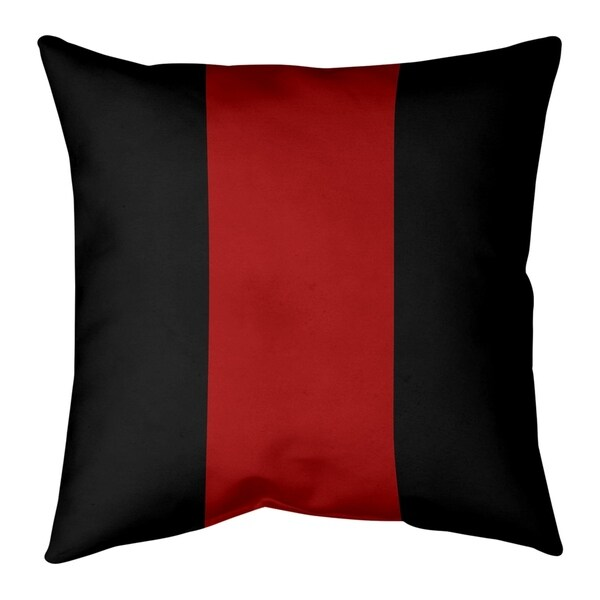 San Francisco San Francisco Football Stripes Floor Pillow - Standard