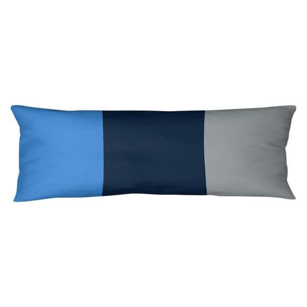 Tennessee Tennessee Football Stripes Body Pillow (w/Rmv Insert)