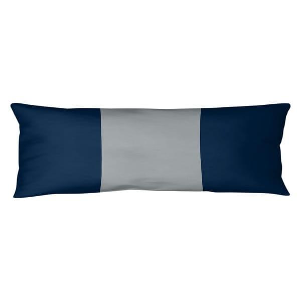 Seattle Seattle Football Stripes Body Pillow (w/Rmv Insert)