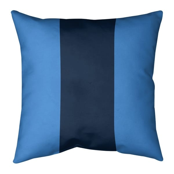 Tennessee Tennessee Football Stripes Floor Pillow - Standard