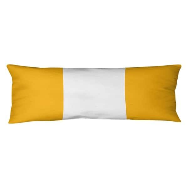 Washington Washington Football Stripes Body Pillow (w/Rmv Insert)