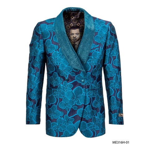 Empire Show Jacket Fashion Blazer Shawl Collar Classic Fit Jacket