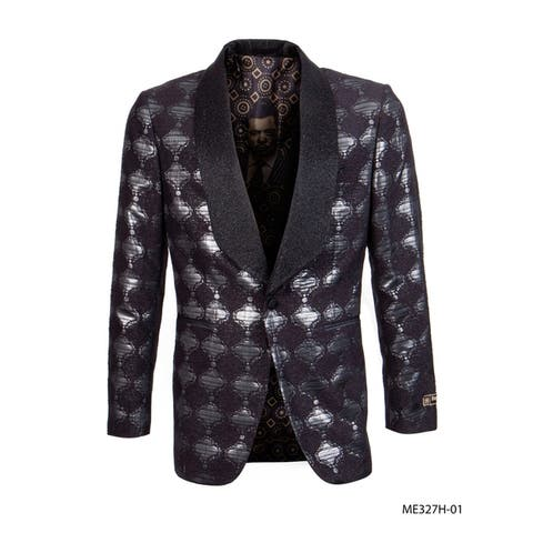 Empire Show Jacket Fashion Blazer Shawl Collar Dinner Jacket