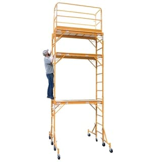 Pro-Series 2.5 Level Rolling Interior Scaffold Tower