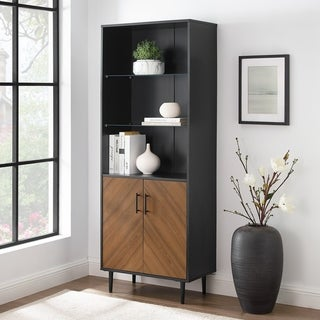 Link to Carson Carrington Modern Storage Cabinet Similar Items in Bookshelves