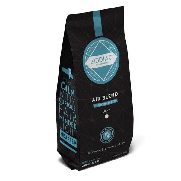 Zodiac Coffee 5lb Whole Bean Air Blend - 5lbs. Opens flyout.