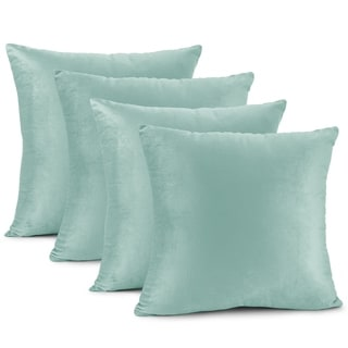 Decorative Throw Pillow Cover Mint
