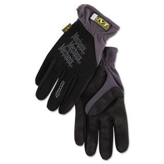 Mechanix Wear Fast Fit Black Glove (Pack of 2)