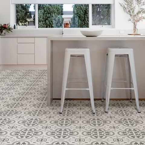 Arthur, Peel & Stick Remy Floor Tiles
