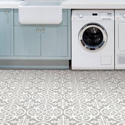 Tyler, Peel & Stick Medina Floor Tiles
