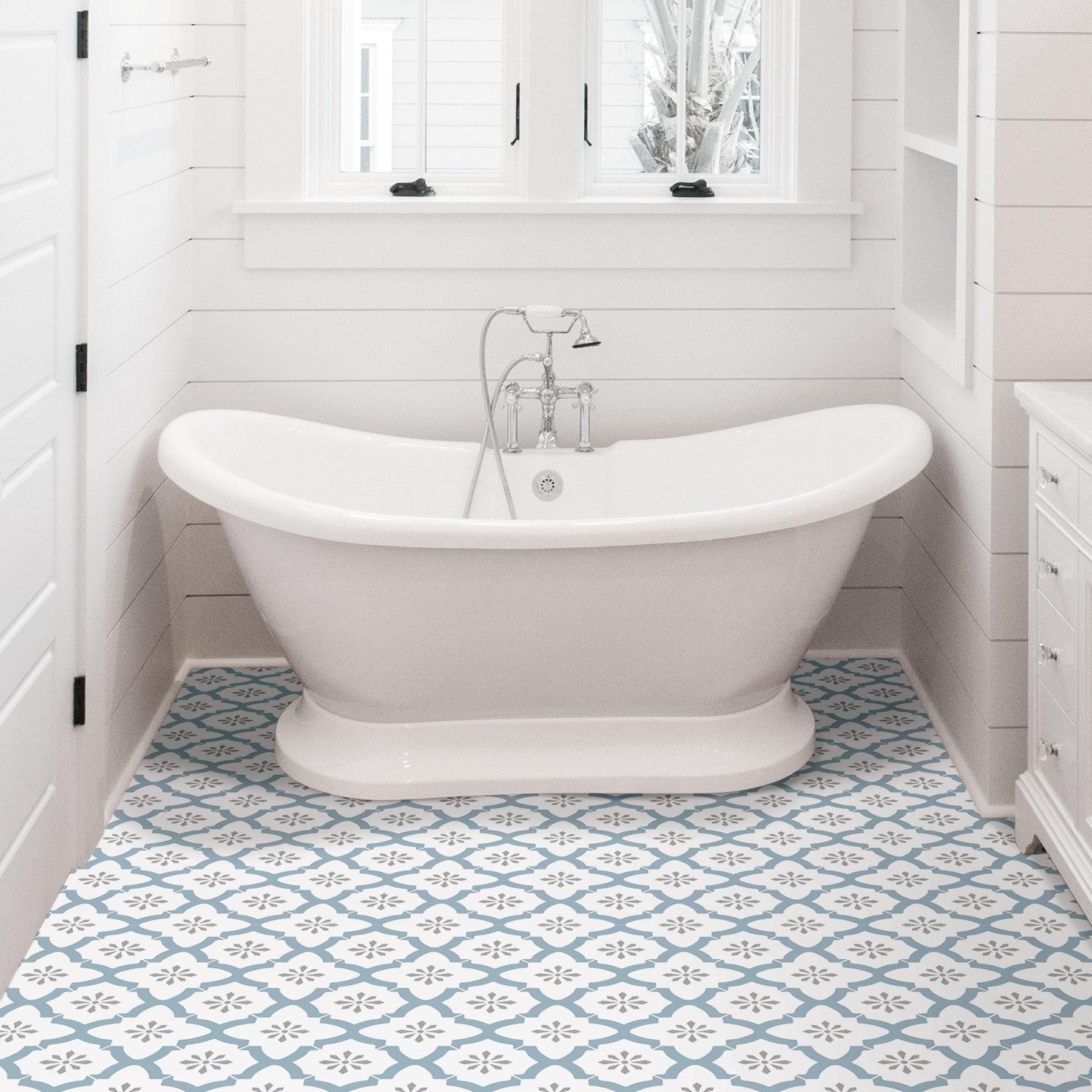 Polk Peel Stick Alfama Floor Tiles Overstock 30290820