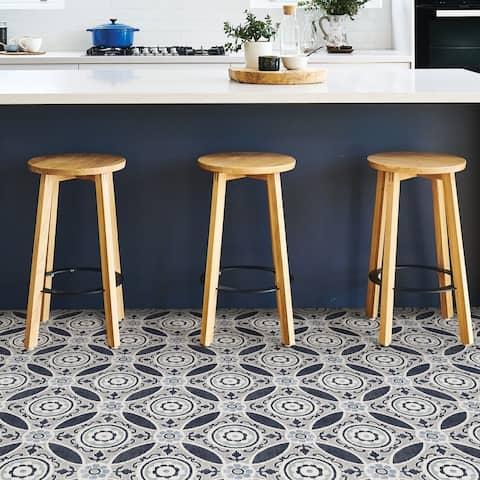 Harrison, Peel & Stick Sienna Floor Tiles