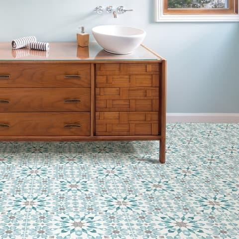Johnson, Peel & Stick Radiance Floor Tiles