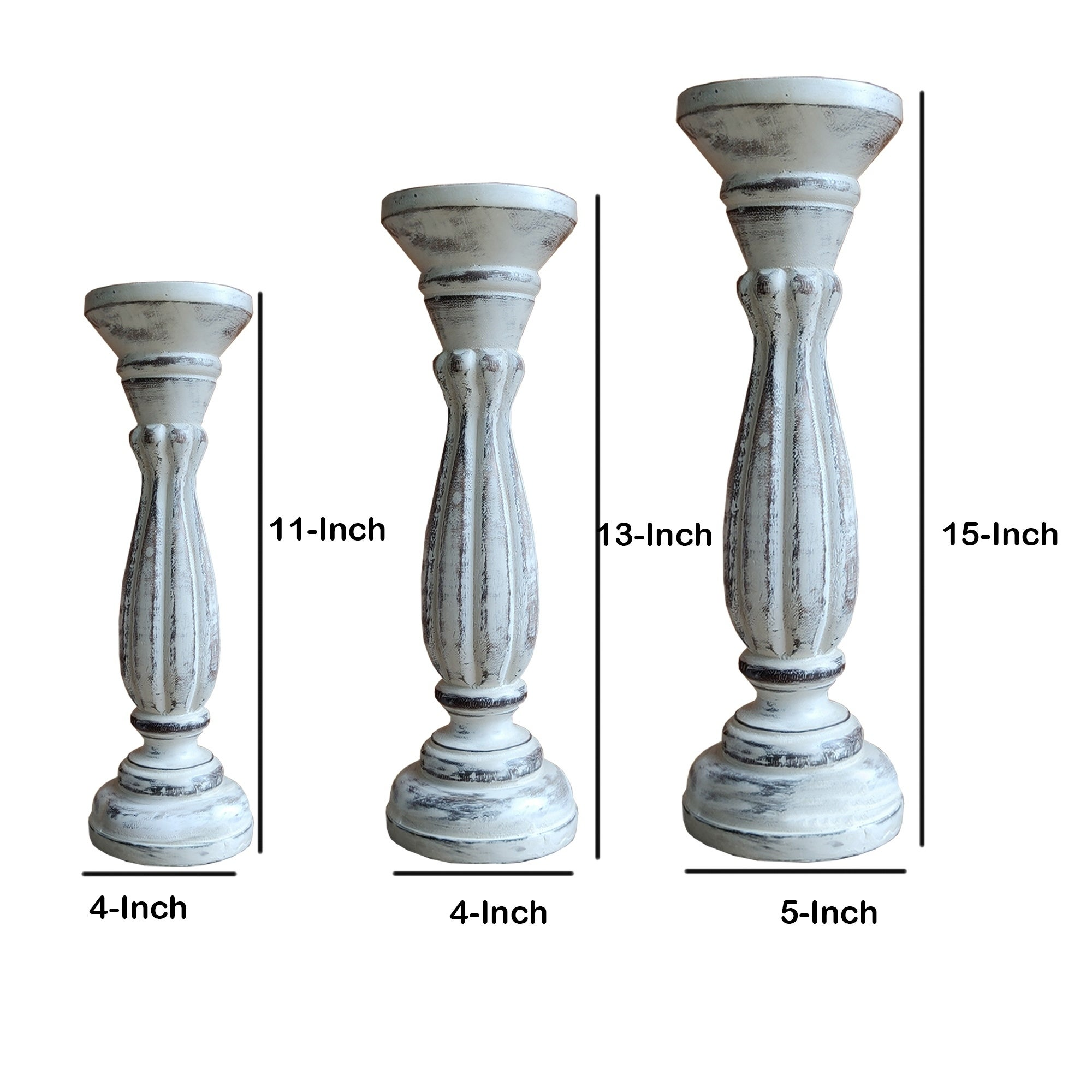 YHCWJZP Candle Holders for Table 10cm Cross Pillar Hollow Candle Mold Handmade DIY Soap Making Craft Supplies