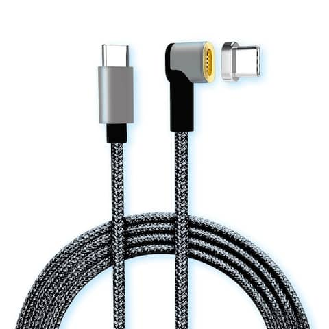 SMK-Link USB-C Magtech Charging Cable (Space Gray)