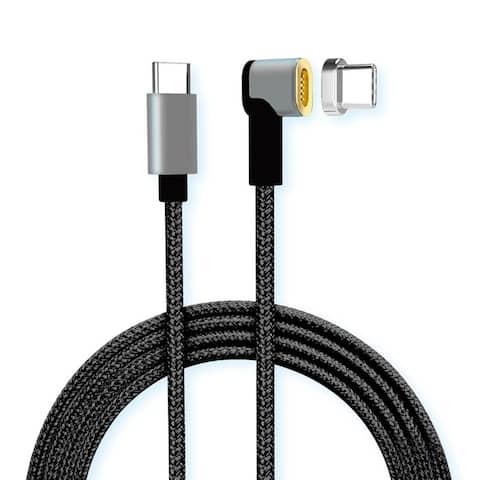 SMK-Link USB-C MagTech Charging Cable (Black)