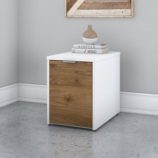 Jamestown Small Storage Cabinet by Bush Business Furniture - Assembled