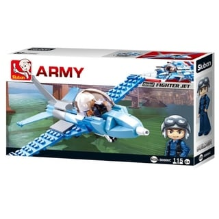 Link to Army War Craft Fighter Jet Building Blocks 115 Pcs set Building Toy Similar Items in Building Blocks & Sets