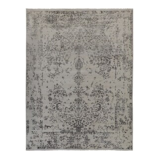 Edward, Contemporary Hand-Knotted Area Rug - 9 x 12