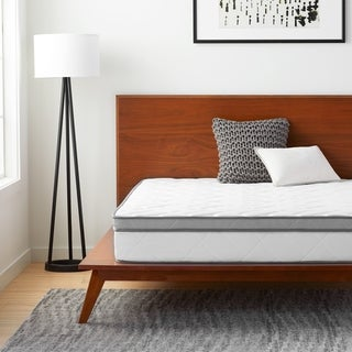 Link to OSleep 10-inch Memory Foam and Innerspring Hybrid Mattress Similar Items in Hybrid Mattresses