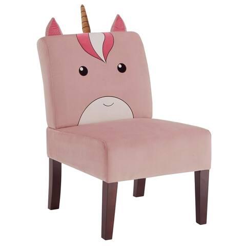 Bentley Velvet Animal Chair by iNSPIRE Q Junior