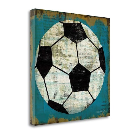 """""""Ball IV"""" by Michael Mullan, Fine Art Giclee Print on Gallery Wrap Canvas, Ready to Hang"""