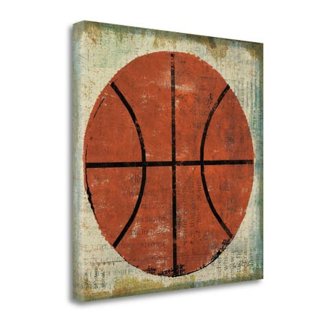 """""""Ball II"""" by Michael Mullan, Fine Art Giclee Print on Gallery Wrap Canvas, Ready to Hang"""