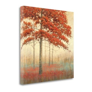 """Autumn Trees II"" By James Wiens, Fine Art Giclee Print on Gallery Wrap Canvas, Ready to Hang"