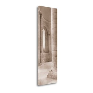 """""""Les Colonnes I"""" By Alan Blaustein, Fine Art Giclee Print on Gallery Wrap Canvas, Ready to Hang"""