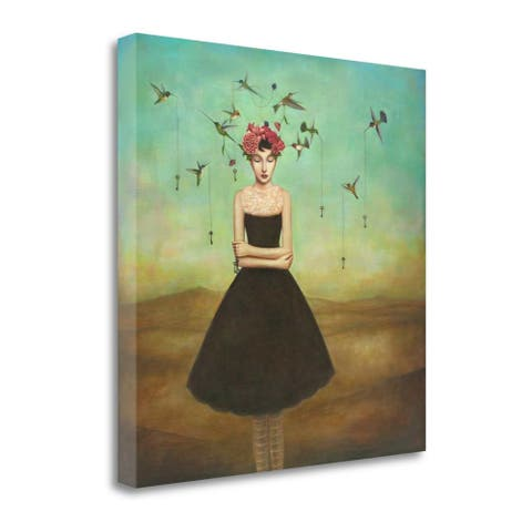 """""""Fair Trade Frame of Mind"""" by Duy Huynh, Giclee Print on Gallery Wrap Canvas"""