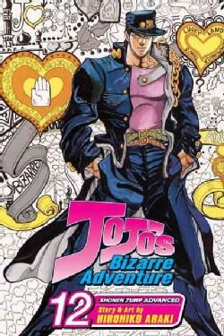 JoJo's Bizarre Adventure 12 (Paperback)