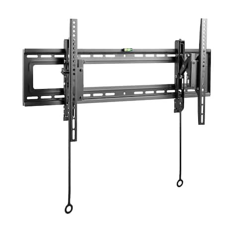 """CorLiving Advanced Extension Recessed Tilting Wall Mount for 43"""" - 90"""" TVs"""