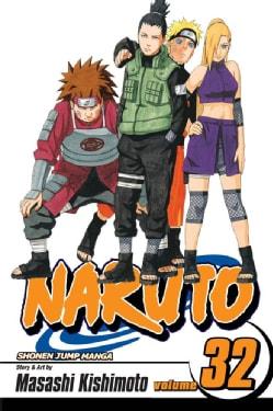 Naruto 32: The Search for Sasuke (Paperback)