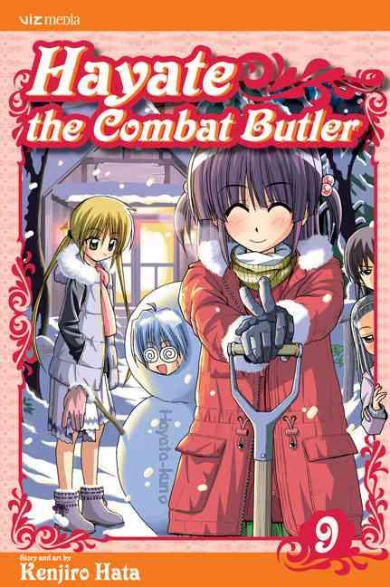 Hayate the Combat Butler 9 (Paperback)